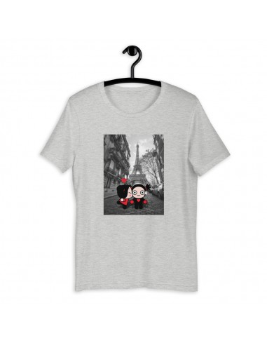 Camiseta 'Pucca in Paris'
