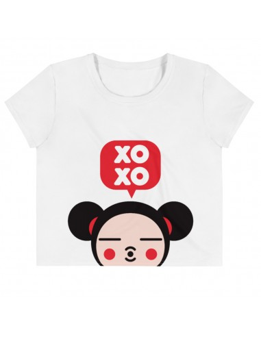XOXO Crop Top