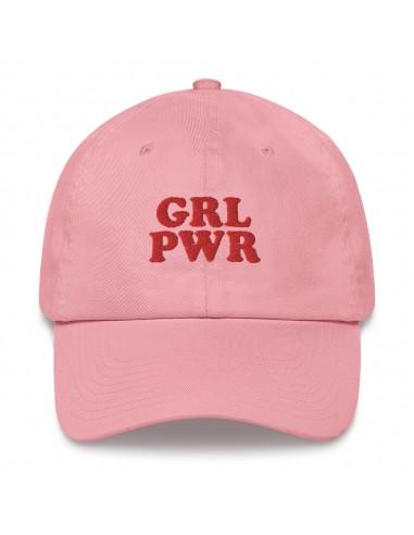 Gorra Girl Power
