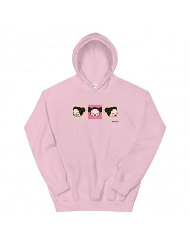 Hoodie Pink Moods