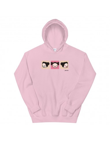 Pink Moods Hoodie