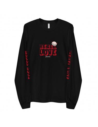 Rebel Love Long-sleeved T-shirt