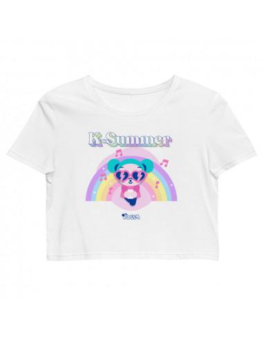 K-Summer Crop Top