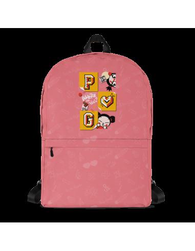 Mochila Back to School Pink