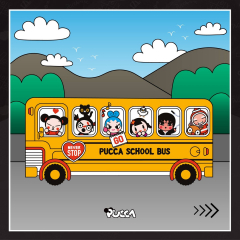 🚌 Going back to school also means meeting your best friends again! 💙❤️🖤💚💛💜 Do you remember those special moments?  🆕 ¡Visit puccastore.com and enjoy all Pucca Back to School collection!🏃🏻♀️ Only available for a limited time⚡️  #pucca #garu #ringring #ching #abyo #santa #puccastore #case #iPhone #gift #backtoschool #backtoschool2021
