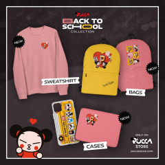 😩 Going back to school is always hard... until you realize that it also means 'new stuff'! 🌟  🆕 The new Pucca Back to School collection is here! 🏃🏻♀️ Available at puccastore.com for a limited time⚡️  Come back to school with the highest power, come back with Pucca! ❤️  #pucca #garu #backtoschool #september #sweatshirt #case #mobile # laptop #backpacks #books #back #backtoschool2021
