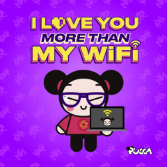 🕹 Happy #GeekPrideDay! 💻  Leave a 🖖🏼 if you consider yourself a geek and you love it! 🥰  Long life and prosperity for all of you! #Geek #Pucca #Garu